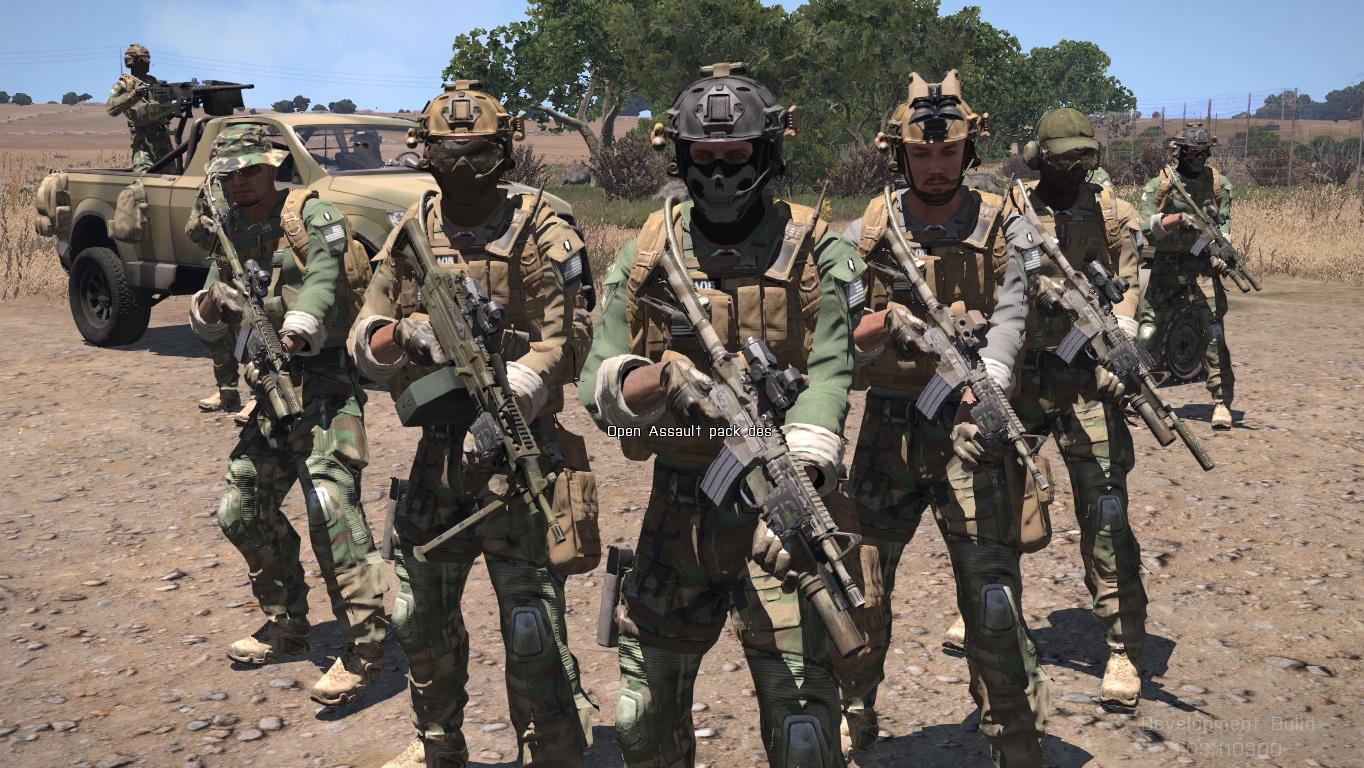 Watch more like Marine Marsoc Weapons